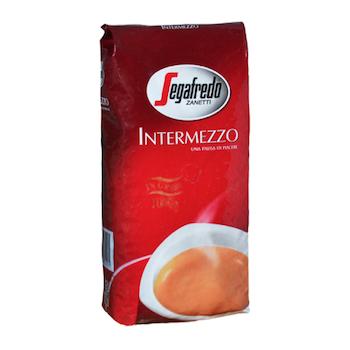 Segafredo Intermezzo zrnková káva 1kg