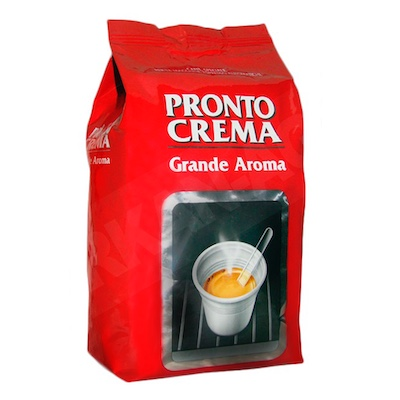 Lavazza Pronto Crema zrnková káva 1kg