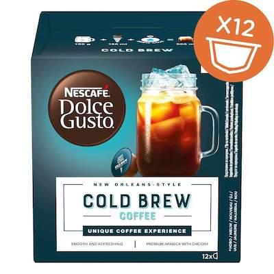 Nescafé Dolce Gusto Cold Brew 12ks
