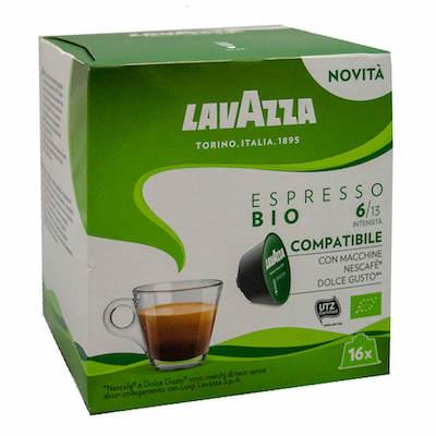 Lavazza Espresso BIO pre Dolce Gusto 16ks