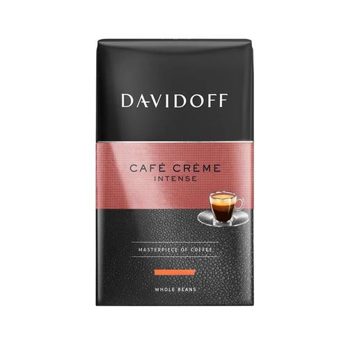 Davidoff Cafe Creme Intense zrnková káva 500g